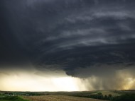 Front cyclone / Storms