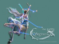 Constellation Sagittarius / The Zodiac
