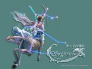 Constellation Sagittarius / The Zodiac