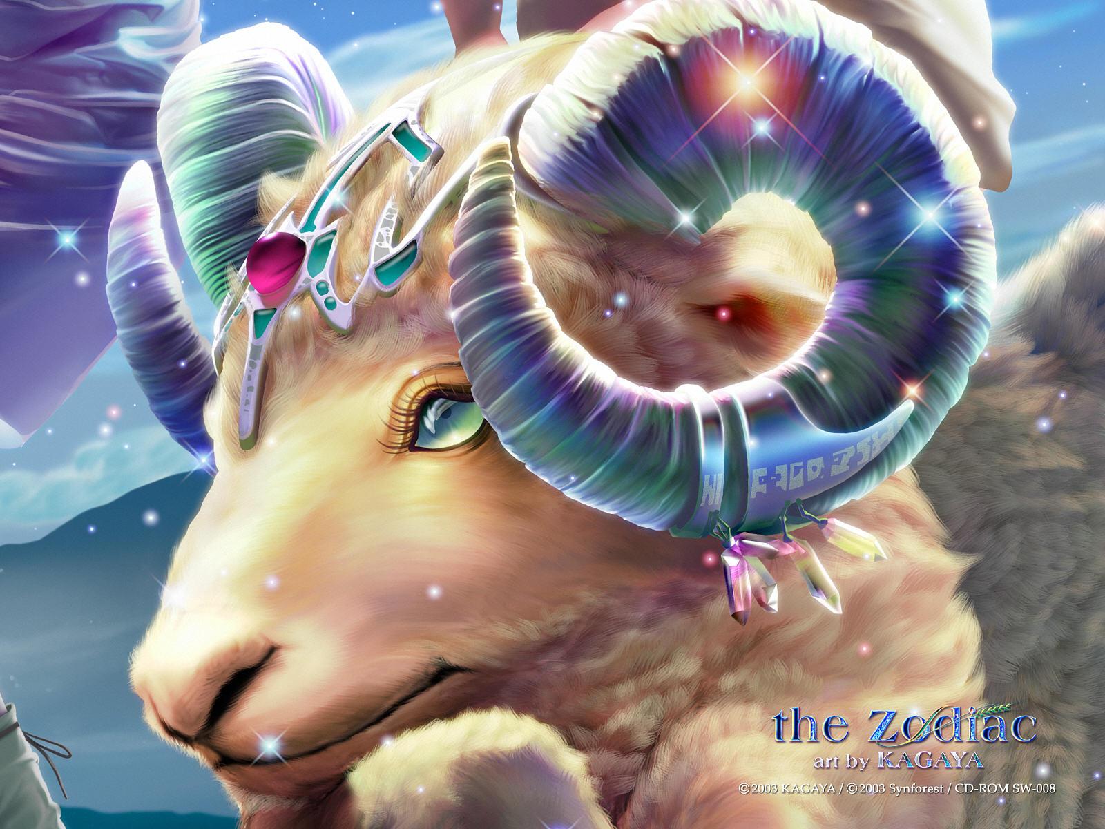 Download HQ Aries The Zodiac wallpaper / 1600x1200
