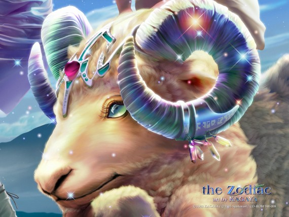 Free Send to Mobile Phone Aries The Zodiac wallpaper num.11