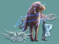 Constellation Leo / The Zodiac