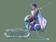 Constellation Aquarius / The Zodiac