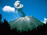 Arenal Erupting, Costa Rica / Volcanos