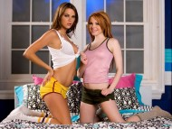 Jayme Langford & Meggan Mallone / Couple Girls