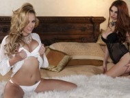 Brett Rossi & Sabrina Maree / Couple Girls