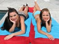 Alyssa Reece & Sophia Santi / Couple Girls