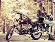 Girls & Motorcycles / People