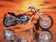 Girls & Motorcycles / People