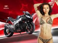 Red Stars Aprilia / Girls & Bike
