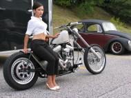 Retro bike / Girls & Bike