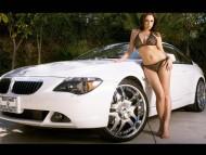 bmw / Girls & Cars