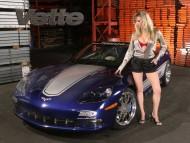 vette / Girls & Cars