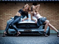 Girls & Cars / People