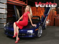 vette / Girls & Cars