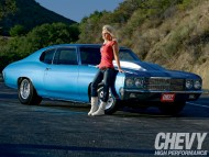 Chevy / Girls & Cars