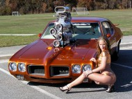 GTO / Girls & Cars