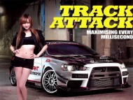 track attack / Girls & Cars