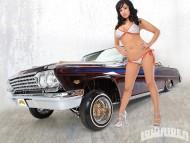 mini bikini / Girls & Cars
