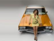 Yellow engine / Girls & Cars