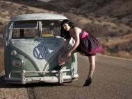 Girls & Cars / People