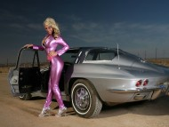 Pink Sherif / Girls & Cars