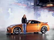 Dotz toyo tires orange motor / Girls & Cars
