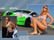 bikini / Girls & Cars
