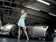 porshe / Girls & Cars