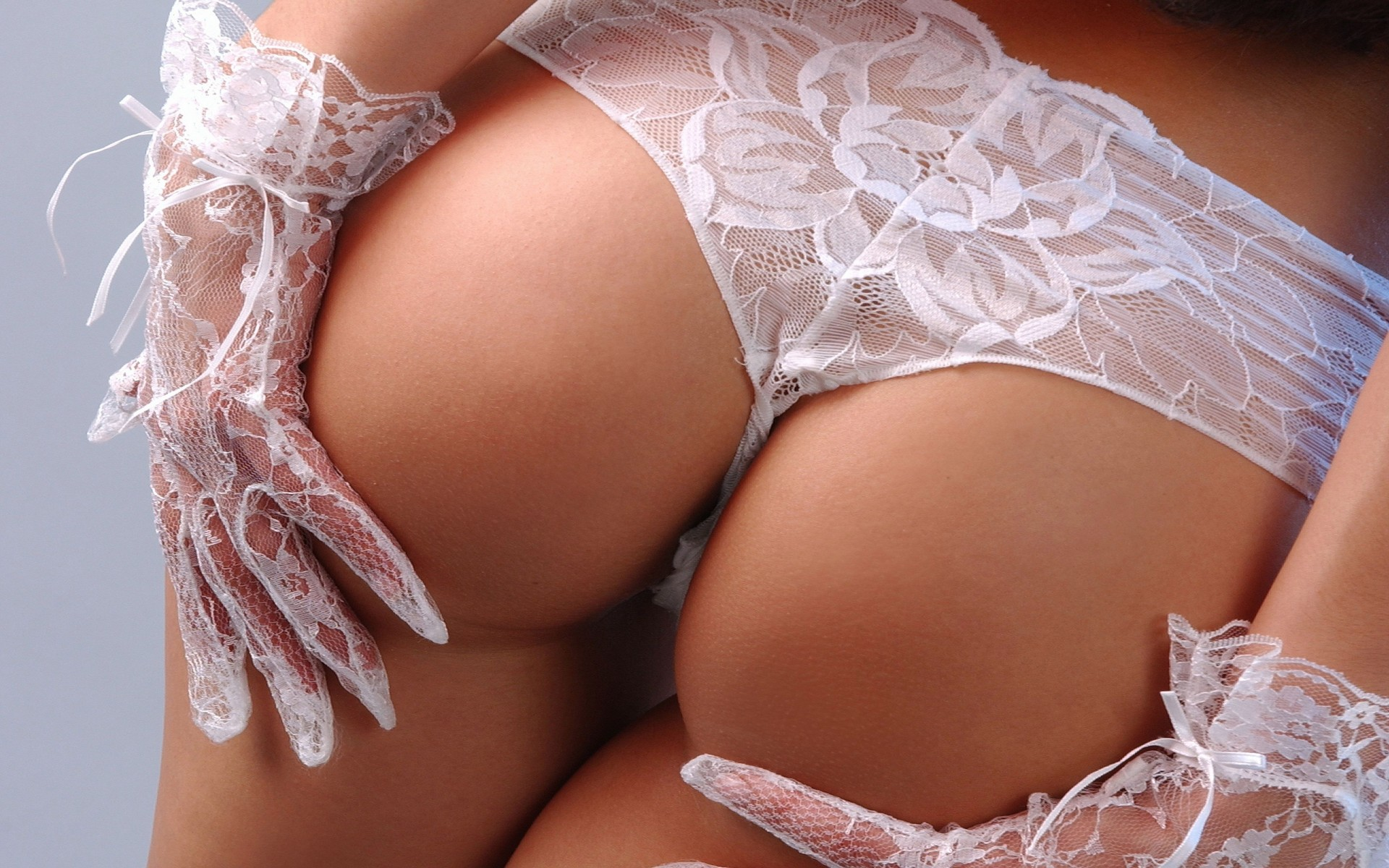 Download High quality ass, panties Lingerie Girls wallpaper / 1920x1200
