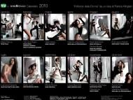 Calendar 2010 Miss Italia 2009 / Miss Italy Official 2009