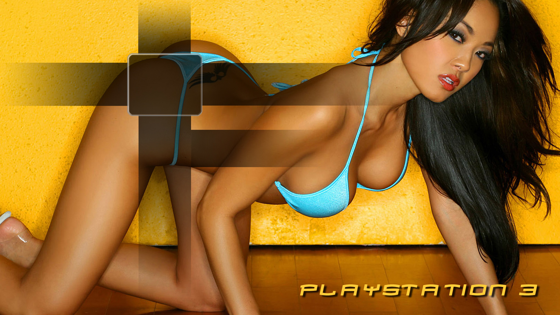 Download High quality PS3 Hot Girls wallpaper / People / 1920x1080