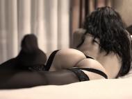 black back / Sexy Girls