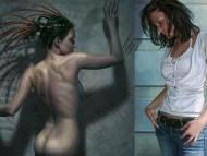 Duality / Beautiful Woman