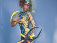 Body Paintings (Body Art) / High quality Photo Art