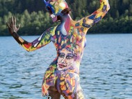 Body Paintings (Body Art) / Photo Art