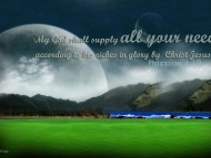 Christian Wallpaper / Photo Art