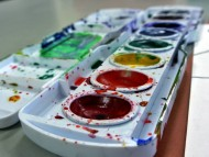 Download Watercolor Paints / Creative Photos