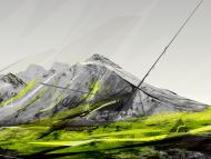 Green Mountain / Creative Photos