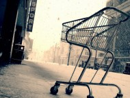 Shopping cart / Creative Photos
