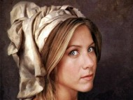Jennifer Anniston / Fine Art