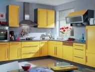 Yellow / Kitchens Design