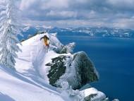 Extreme slalom / Alpine skiing