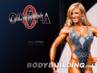 2006 Figure Olympia winner Jenny Lynn / Body Building