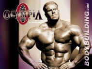 Jay Cutler Olympia / Body Building