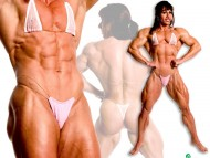 Female bodybuilder / Body Building