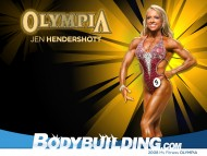 Jen Hendershott 2008 Ms Fitness Olympia / Body Building