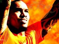 nigel, de, jong, pitbull, oranje, nederland / Football