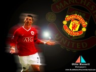Download CRISTIANO RONALDO MANCHESTER UNITED MAN U FOOTBALL OLD TRAFFORD / Football