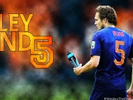 Daley, Blind. Ajax, Nederland, Oranje, Voetbal, Soccer, Football. The Netherlands, Johan Cruijf / Football